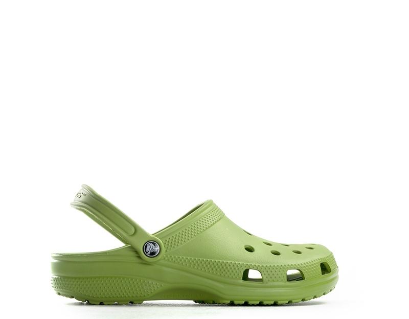 53f53dfac94 Zapatos CROCS Hombre VERDE Goma 10001PAGR-U