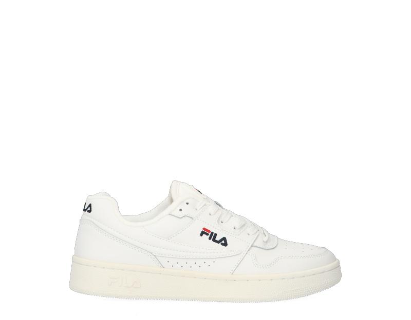Dettagli su Scarpe FILA Uomo Sneakers BIANCO PU,Tessuto 1010583 1FG