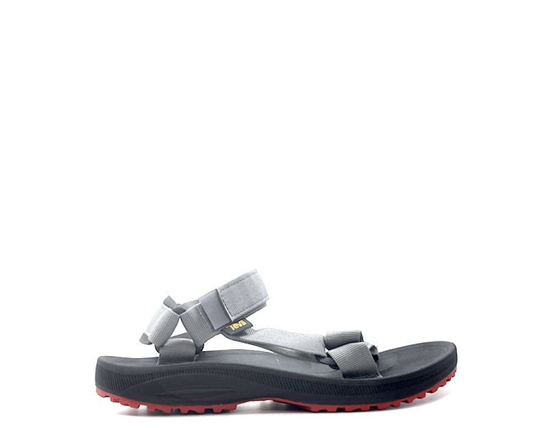 Schuhe TEVA Mann grau Stoff 1017420-BRD