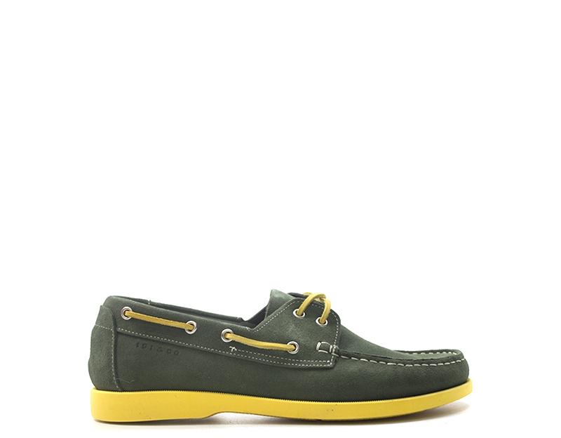 Zapatos IGI&CO Hombre MILITARE Gamuza 1112766S