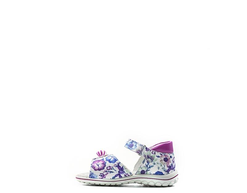 para Zapatos 1361766 Primigi Cuero bajos natural niños Sandalias blanco HYW9eDI2bE