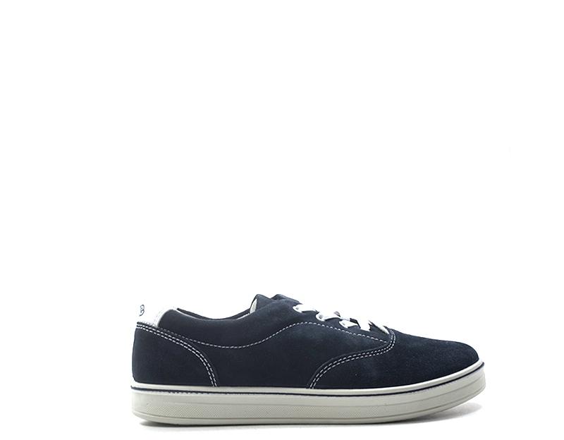2019 Nuovo Stile Scarpe Primigi Bambini Sneakers Trendy Blu Scamosciato 1385500s