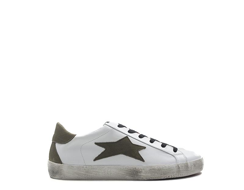 Dettagli su Scarpe ISHIKAWA Uomo Sneakers trendy BIANCO Pelle naturale 1512U