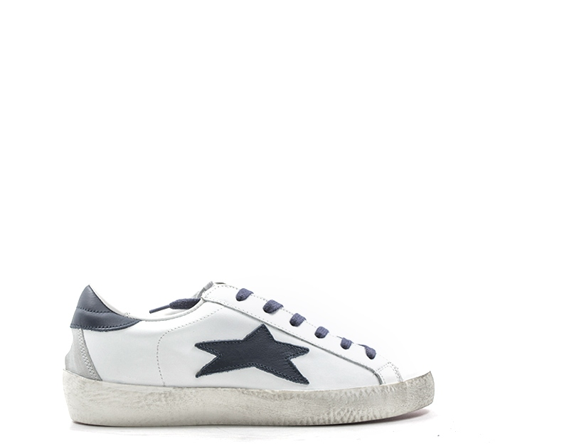 release date: 552b8 d8ab9 Details about Shoes Ishikawa Woman Sneakers Trendy White Leather Natural  1536bb