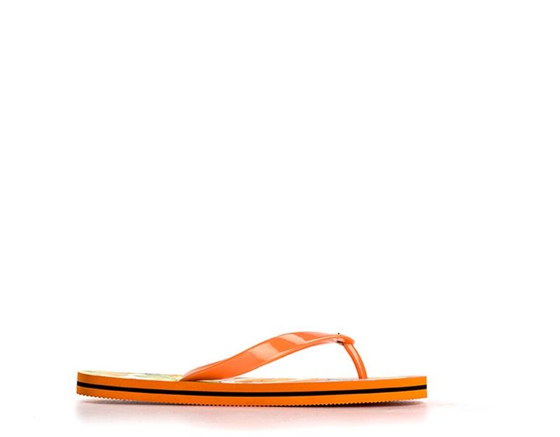 scarpe esclusive codice promozionale shop Dettagli su Scarpe JUST CAVALLI Donna Ciabatte ARANCIONE PU 15GRBCI94-1505S