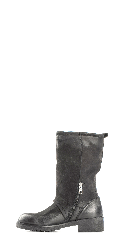 Zapatos Rebecca 1624 van el mujer negro 1624 Rebecca Silk 7701d8