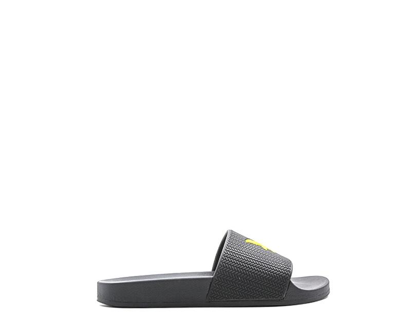 Zapatos LYLE 8 SCOTT Hombre NERO Goma 16347-572