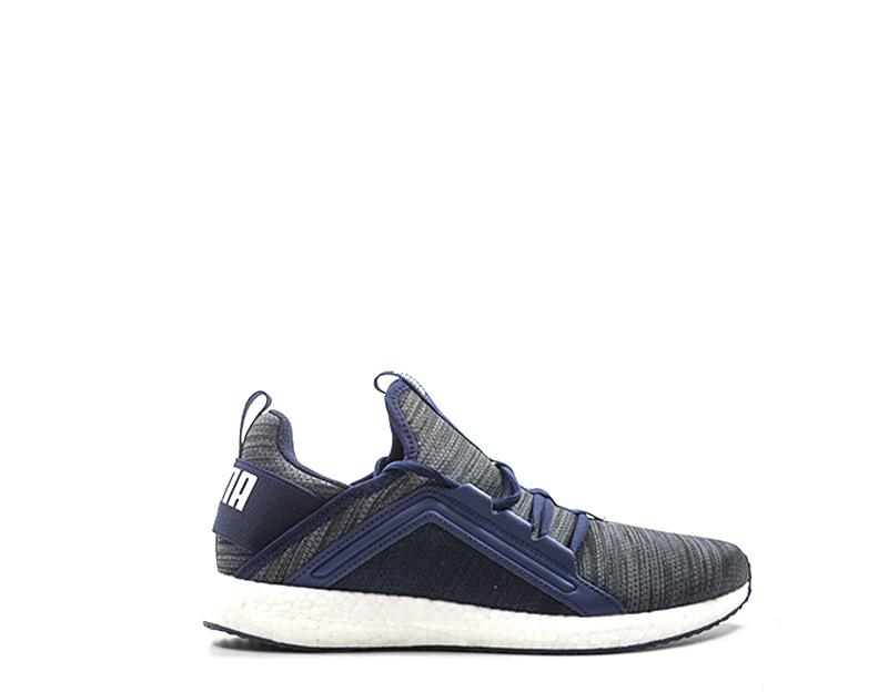 zapatos PUMA hombres zapatillas  azul PU,Tessuto 191095-003