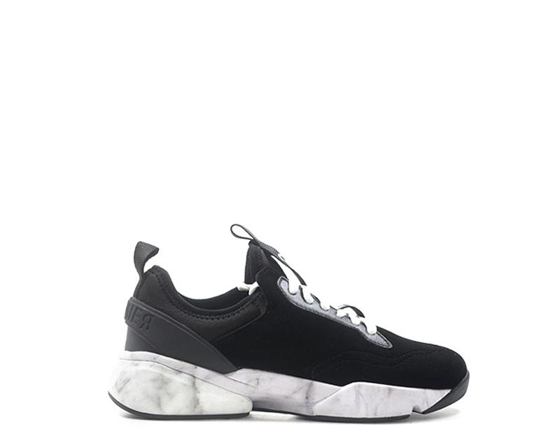 cromier sneakers donna nero, nero, donna