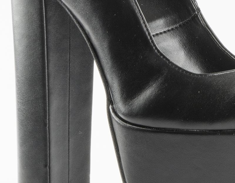 9eadbf675 Scarpe Dù SIMON Donna Decollete NERO Pelle naturale 2330VITNE | eBay