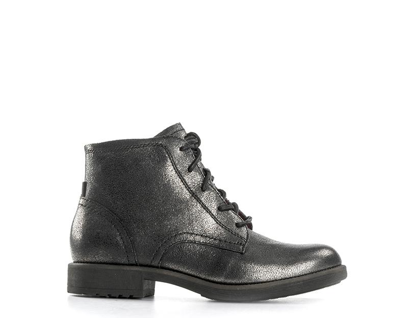 Détails sur Chaussures TAMARIS Femme NEROMETALLO Cuir naturel 25235 27 033