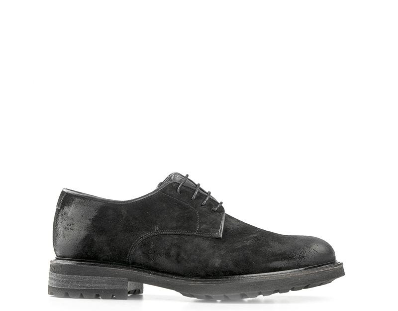 Chaussures MEZZETINTE Homme NERO  301L-NE
