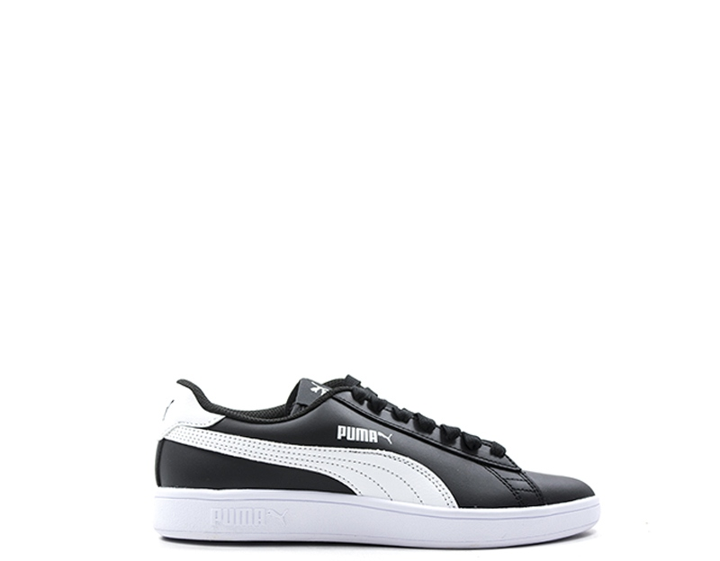 scarpe puma nero pelle