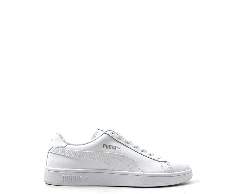 Chaussures PUMA Femme BIANCO Cuir naturel,PU 365215-007-D