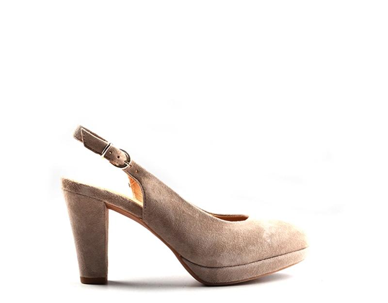 Chaussures IGI&CO Femme BEIGE Cuir naturel 3772500