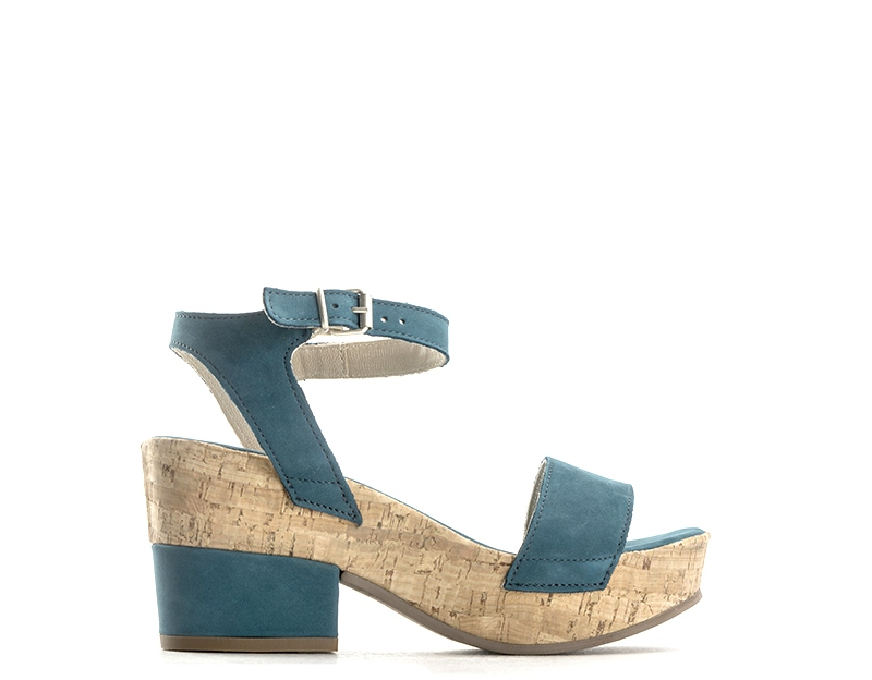 Schuhe KHRIO' Damenschuhe Sandalei Sandalei Damenschuhe Alti SMERALDO Nabuk 3919SM     023269