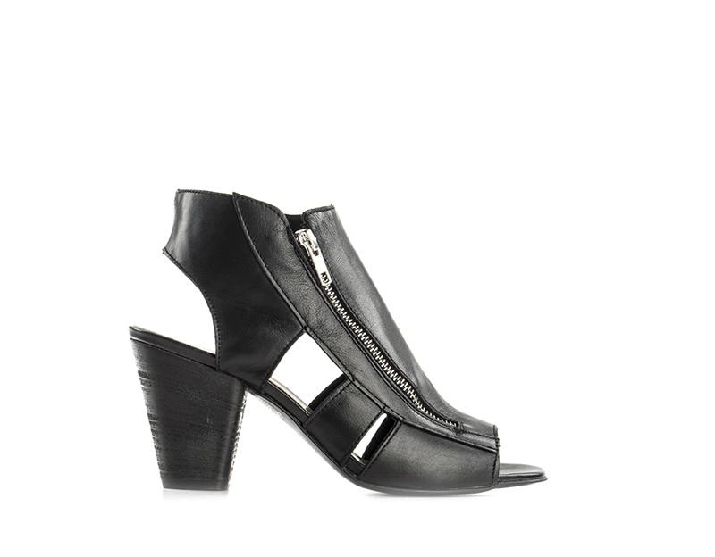 Schuhe PERLAMARINA Damenschuhe Damenschuhe Damenschuhe Sandalei Alti NERO Pelle naturale 398321     848bdc