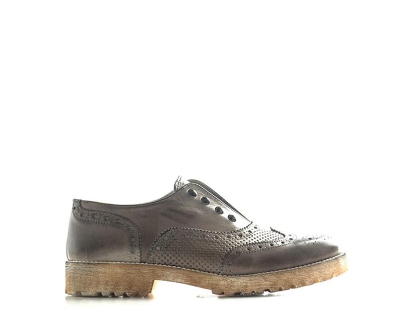 Schuhe BIANCOANTICO Damenschuhe TAUPE Similpelle 407CRUTA