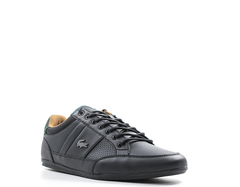 Schuhe LACOSTE Mann NERO NERO NERO Naturleder,PU 734CAM0006-315 49d242