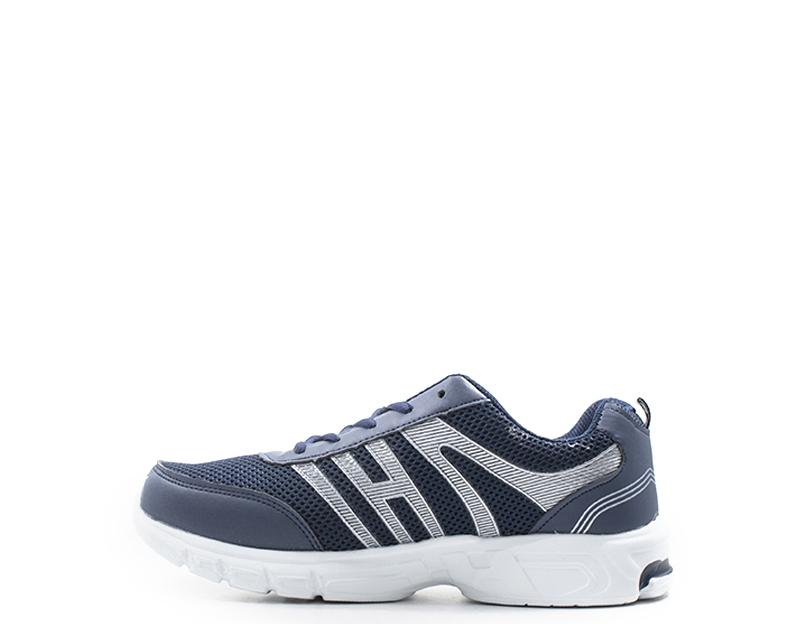 8e71ba27b4 Scarpe AXA GOLD Uomo Sneakers BLU PU,Tessuto 78046-46BLS | eBay