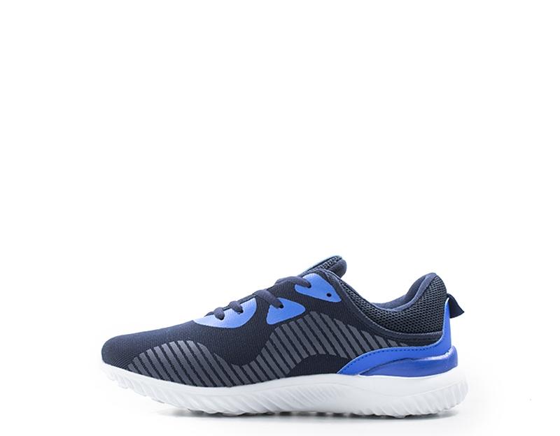 010f0ea8e8 Scarpe AXA GOLD Uomo Sneakers BLU PU,Tessuto 78603-46S | eBay
