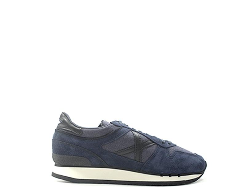 munich sneakers trendy uomo blu, blu, uomo