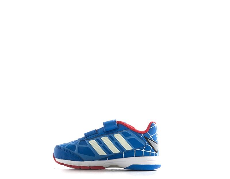 Dettagli su Scarpe ADIDAS Bambini Sneakers AZZURRO B39975S