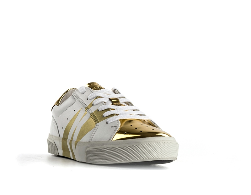 Dettagli su Scarpe BIKKEMBERGS Donna Sneakers Trendy BIANCO BKW101384