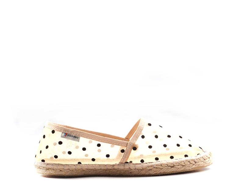 Zapatos ESPADRILLES Mujer CRUDO Tela BONBON-774