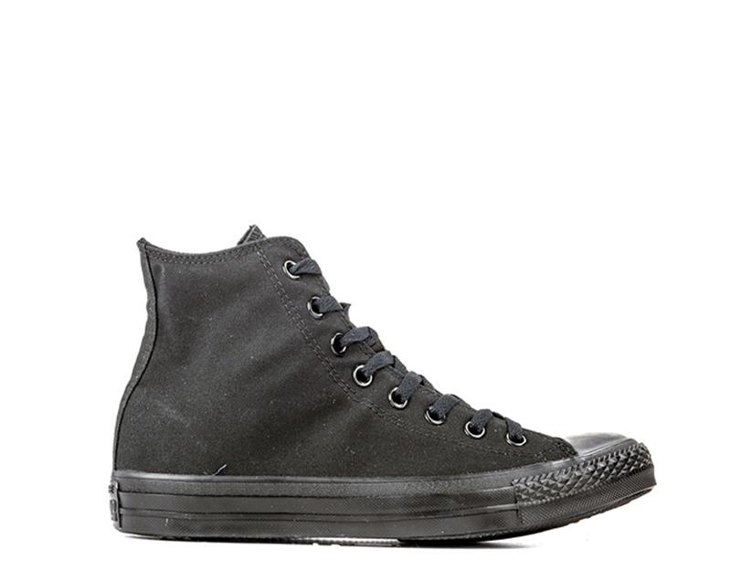 scarpe converse uomo nere