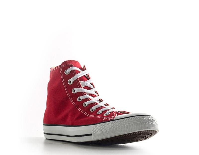 Dettagli su Scarpe CONVERSE Uomo Sneakers ROSSO Tessuto M9621 U