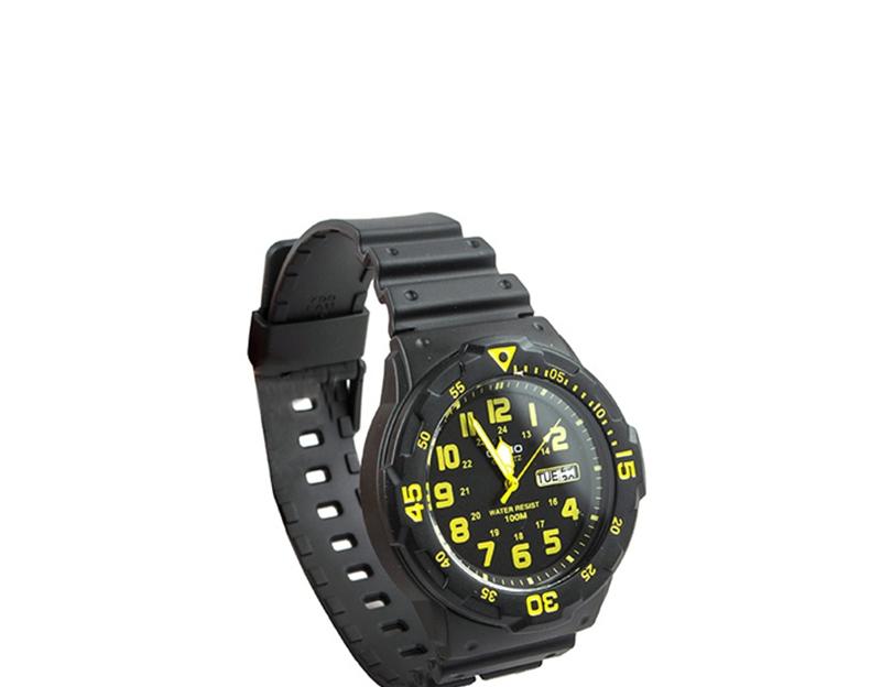 Visualizza prodotto: CASIO Orologi nero/giallo