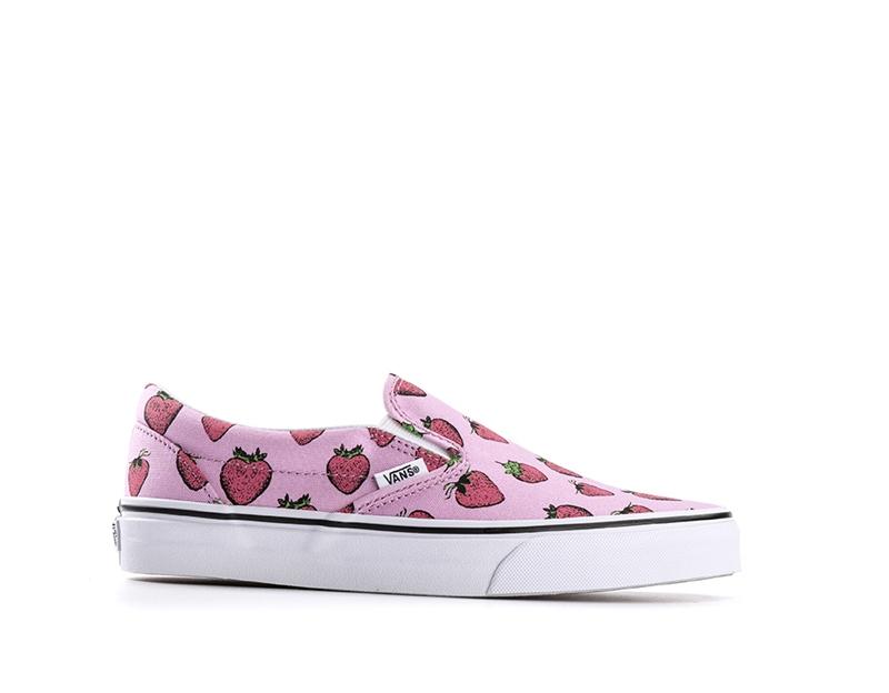 3f40eb6e Zapatos VANS Mujer ROSA/FRAGOLA Tela V3Z4IJS   eBay