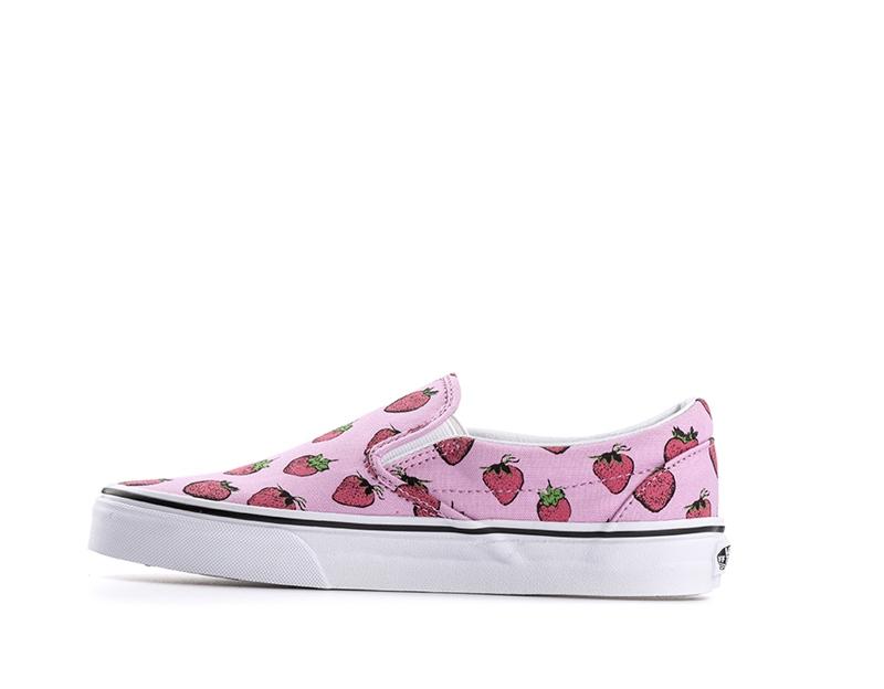 V3z4ijsEbay Donna Scarpe Sneakers Rosafragola Tessuto Vans tdxsrChQ