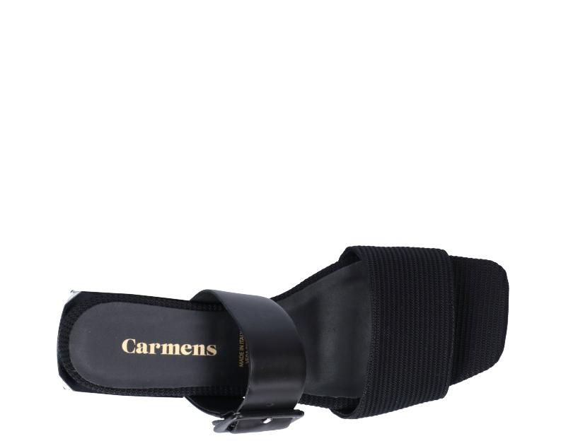 Scarpe-CARMENS-Donna-Scarpe-NERO-A45039-NE miniatura 5