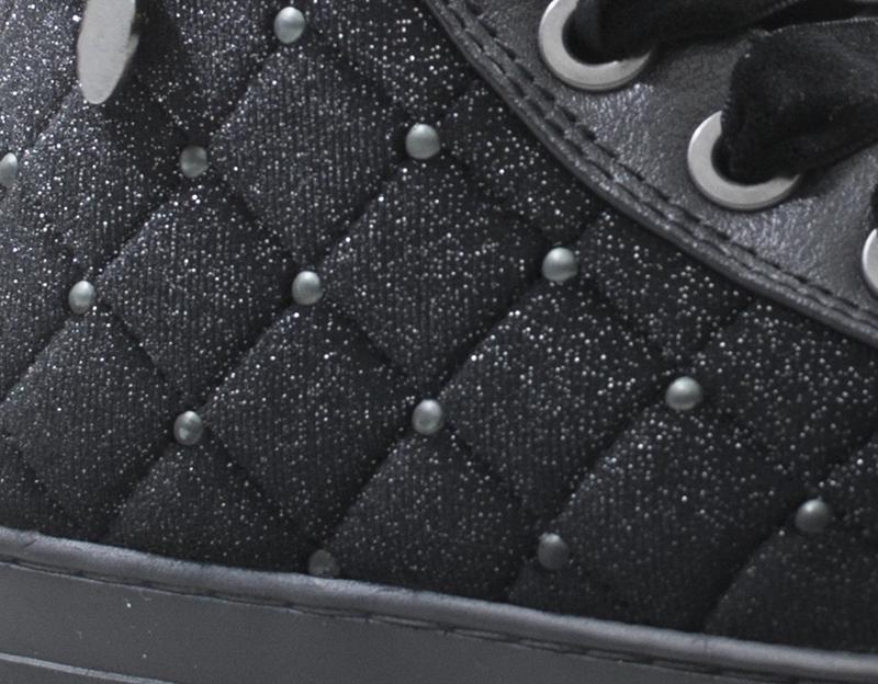 Scarpe ASSO Bambini Sneakers Trendy  BLU PU,Tessuto 57644BL-26-30