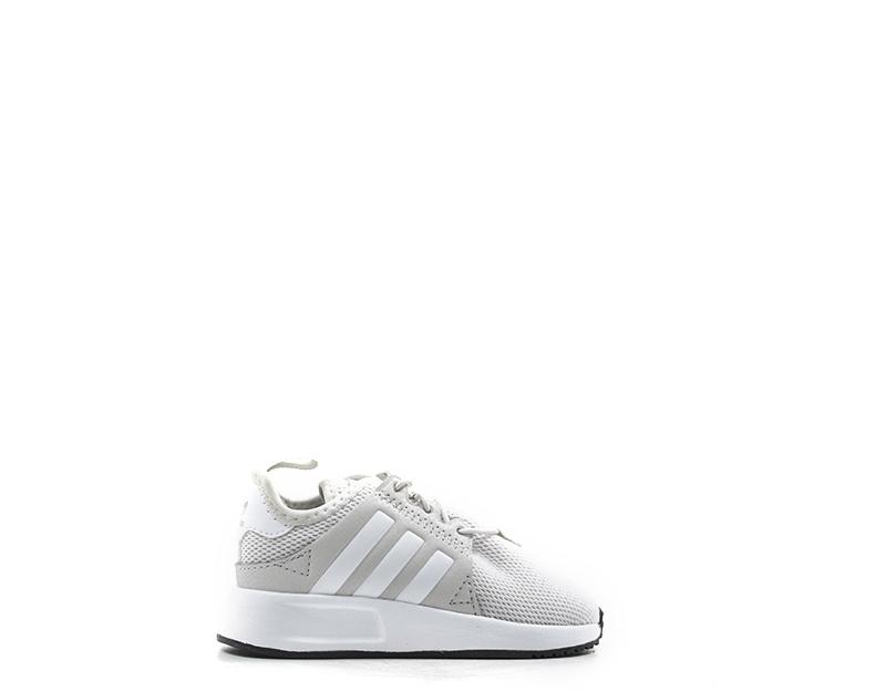 sur Enfant Détails ADIDAS Sneakers Tissu AQ1781 PU GRIGIO
