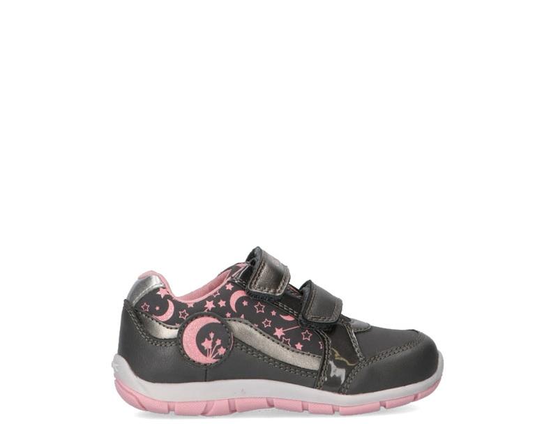 Defectuoso Diversidad deletrear  Zapatos GEOX Niños GRIGIO/ROSA B043YA-05450-C0502   eBay