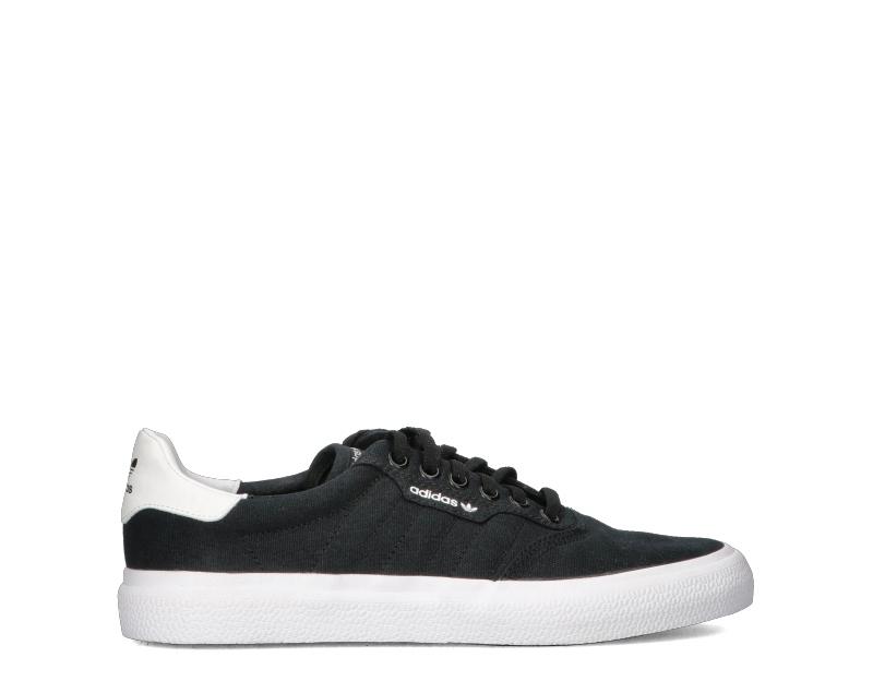 zapatos ADIDAS hombres zapatillas  negro PU,Tessuto B22706