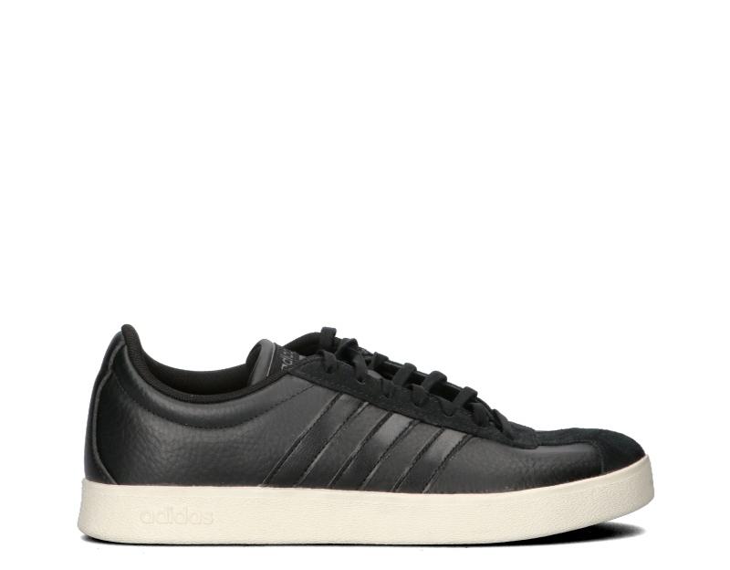 the latest 1b576 4234e Scarpe ADIDAS Uomo Sneakers NERO Pelle rivestita,PU B43711