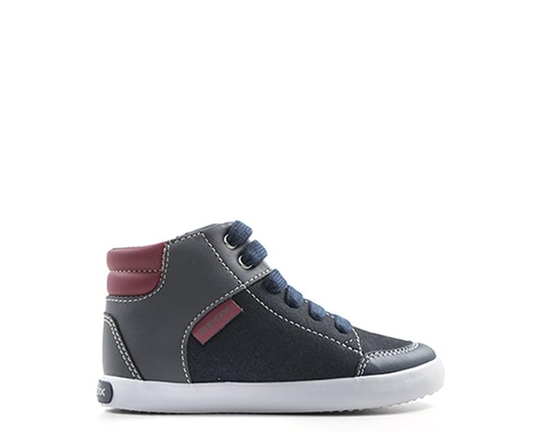 Détails sur Chaussures GEOX Enfant GRIGIOBLU B741NB 0AU54 C0071