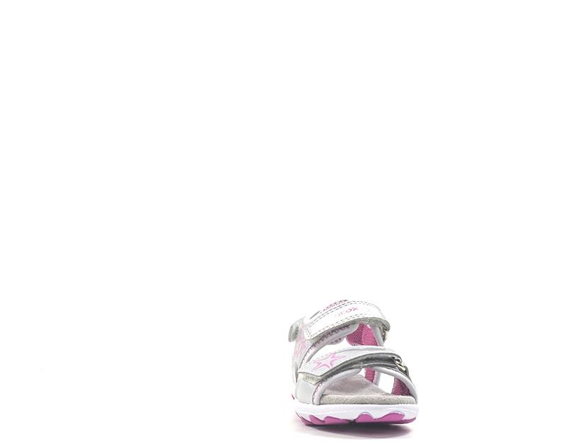 Scarpe GEOX Bambini Sandali Bassi  GRIGIO PU B9290B-0AJ15-C1355