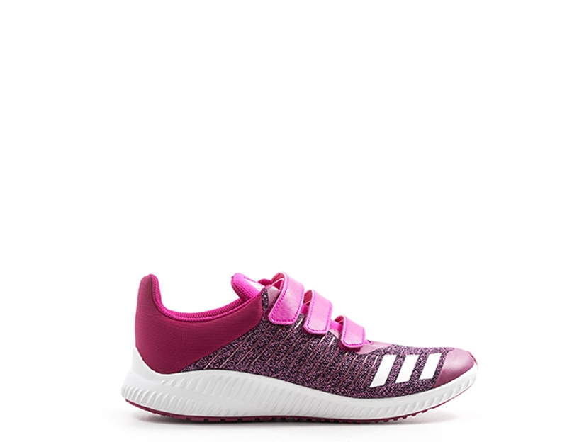 Detalles de Scarpe ADIDAS Bambini Sneakers ROSABIANCO BA9479RS