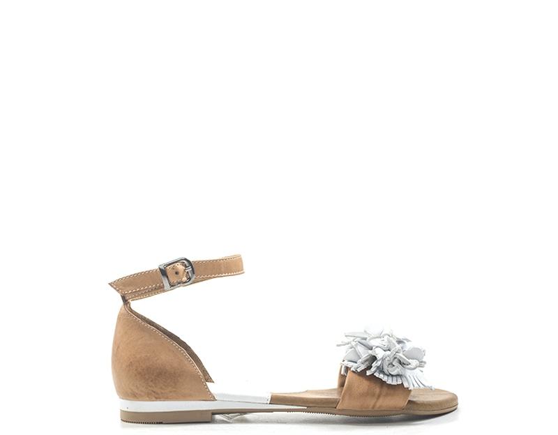 diseño simple y generoso Zapatos TIURAI TIURAI TIURAI mujer Sandali Bassi  marrón Pelle naturale BABOB-C  ventas en linea
