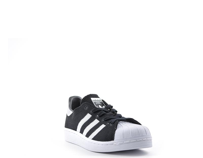 Scarpe ADIDAS Bambini Sneakers Trendy  NERO Tessuto BB2965