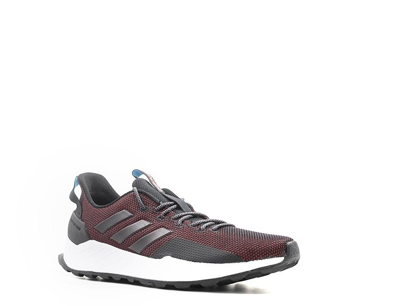 Scarpe Bb7382 Nero Adidas Uomo Pu Running tessuto rYw7rq48