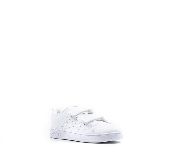 Sneakers Adidas Advantage Bambina BiancaRosa