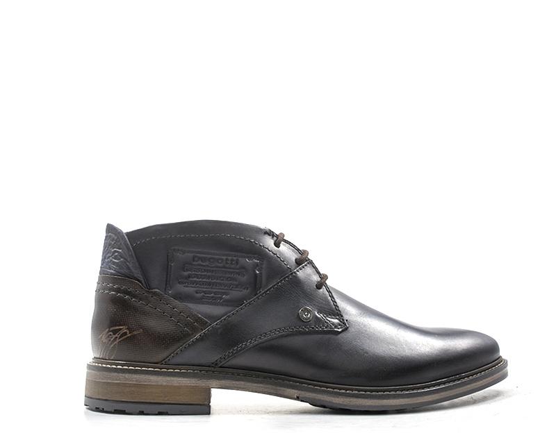 molti stili migliori scarpe da ginnastica grandi affari Scarpe BUGATTI Uomo Polacchini MARRONE Pelle naturale BUG311-37734 ...