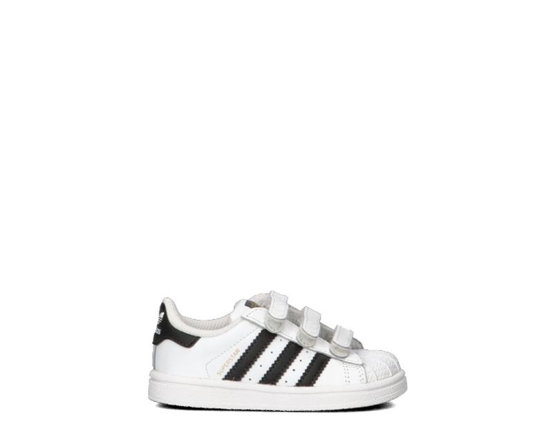 2019 Ultimo Disegno Scarpe Adidas Bambini Sneakers Trendy Bianco Pelle Naturale Bz0418 E La Digestione Aiuta