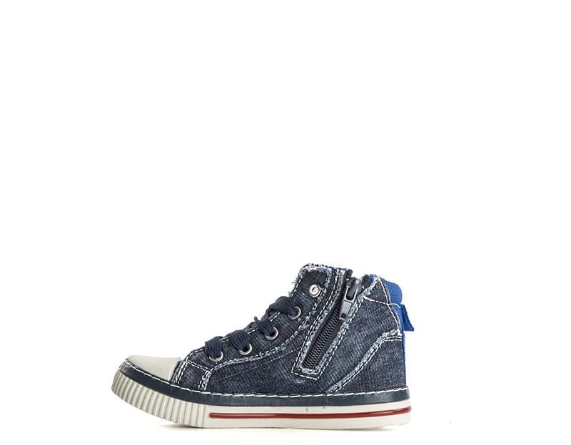 Scarpe CANGURO Bambini Sneakers Trendy  BLU  C54353-060S